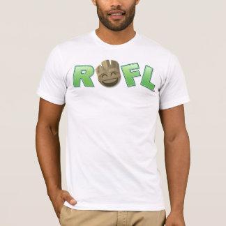 ROFL Groot Emoji T-Shirt