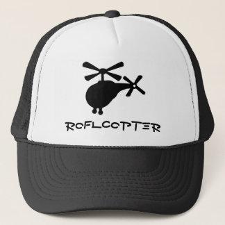 ROFLCOPTER hat