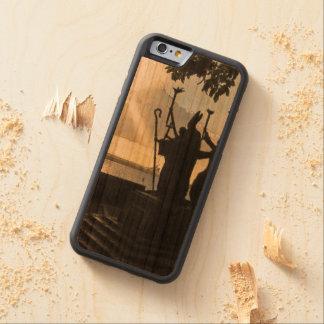Rogativa Carved Cherry iPhone 6 Bumper Case