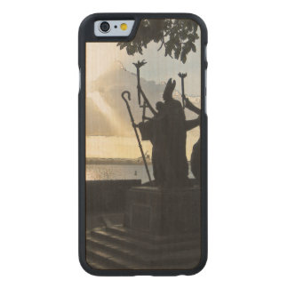 Rogativa Carved Maple iPhone 6 Case
