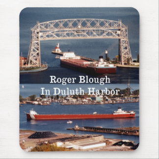 Roger Blough Duluth mousepad