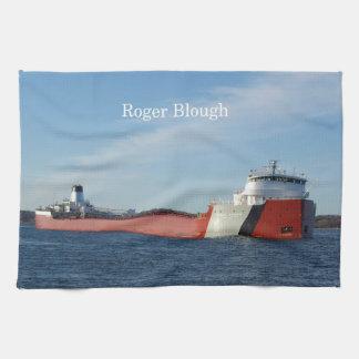 Roger Blough kitchen towel