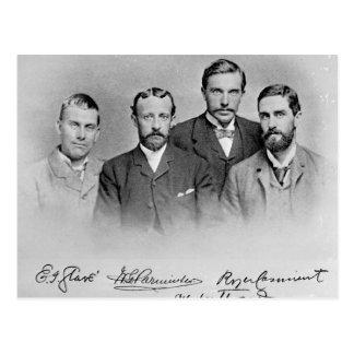 Roger Casement Postcard