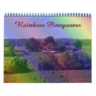 Roger & Elaine's 2013 Pinzgauer Calendar