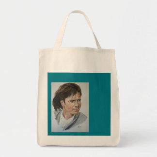 Roger Thomas' portrait Tote Bag