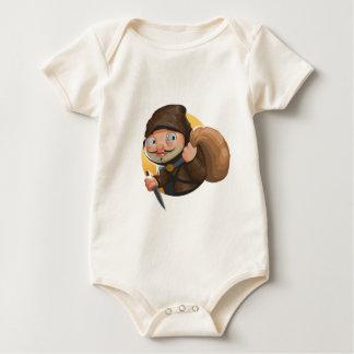 Rogue Baby Bodysuit