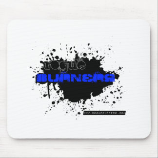 Rogue Burners Mouse Mat Mouse Pad