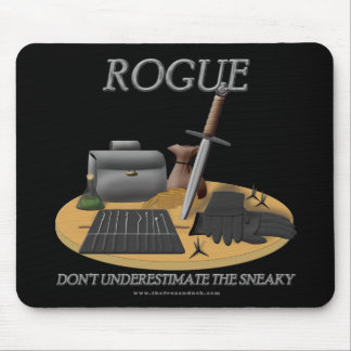 Rogue: Don't Underestimate the Sneaky Mouse Mats