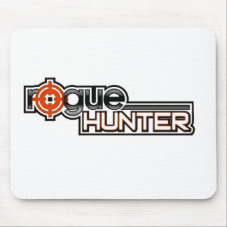 Rogue Hunter Mouse Pad (Logo)