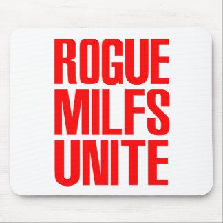 Rogue MILFS Unite Mouse Pads