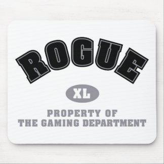 Rogue Mouse Pad