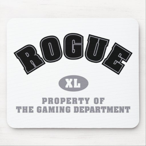 Rogue Mousepads