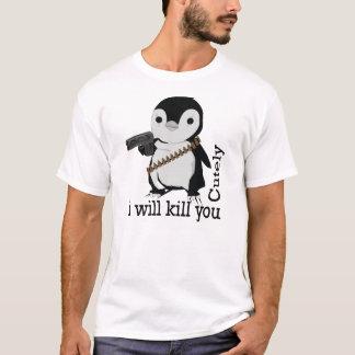 rogue penguin tshirt