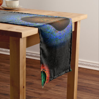 Rogue Planets Short Table Runner