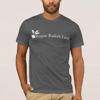 Rogue Radish Farm American Apparel Men's T-shirt