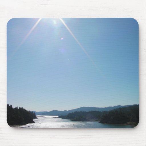 Rogue River Mousepad