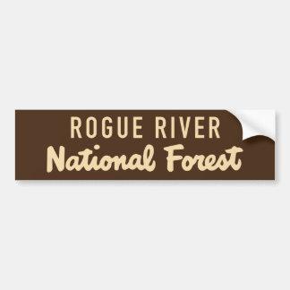 Rogue River National Forest Bumper Sticker