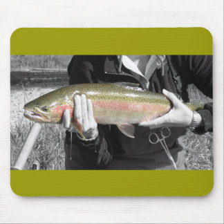 Rogue River Steelhead Mouse Pad