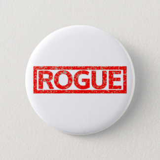Rogue Stamp 2 Inch Round Button