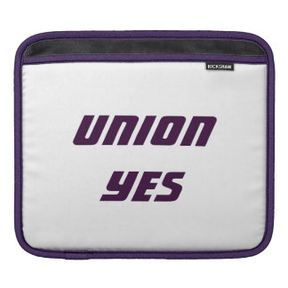 Rogue / Union Yes iPad case Sleeves For iPads