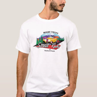 Rogue Valley Street Rods Custom Club Southern OR T-Shirt