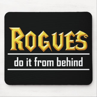 Rogues Mousepad