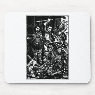 rogues mouse pad