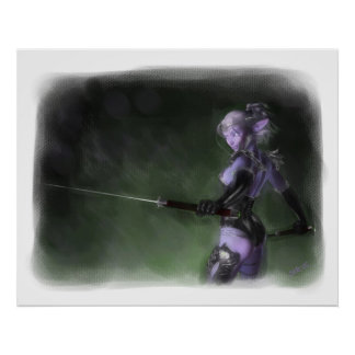 Rogue's Waltz Poster