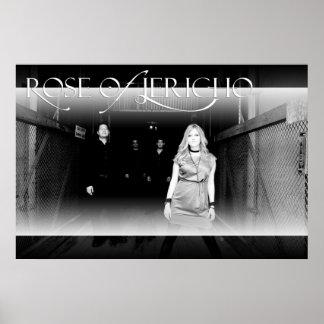 ROJ Band Elevator Poster