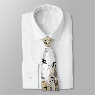 RokCloneDesigns blkSax-Tie Upgrade your wardrobe Tie