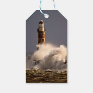 Roker Lighthouse Gift Tag Pack Of Gift Tags