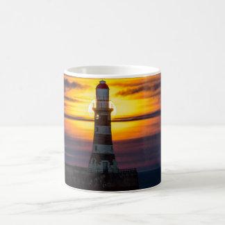 Roker Lighthouse Mug