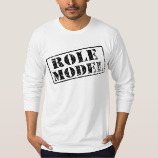 ROLE MODEL Stamped - t-shrit T-Shirt