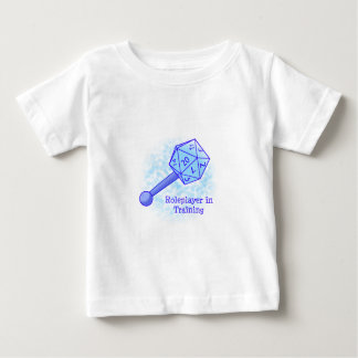 Roleplayer in Training Blue Baby T-Shirt