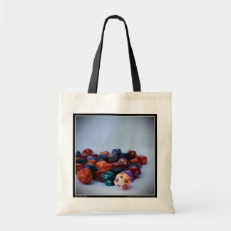 Roll of the Dice Canvas Bag