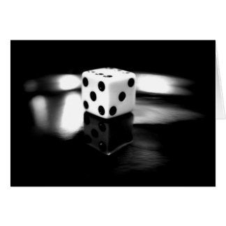 Roll of the Dice Card