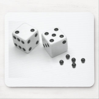 Roll of the Dice Mousepad
