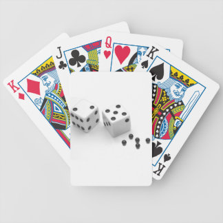 Roll of the Dice Poker Cards