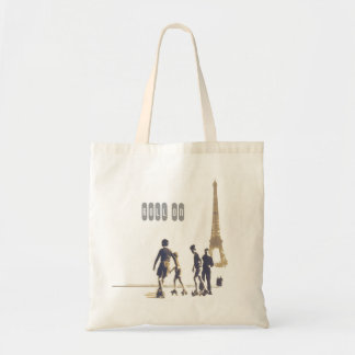 Roll On Tote Bag