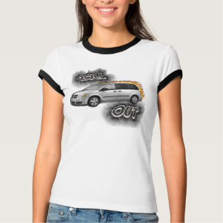 ROLL OUT... minivan pimping T-Shirt