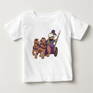 Roll Out My Chariot - Baby Fine Jersey T-Shirt