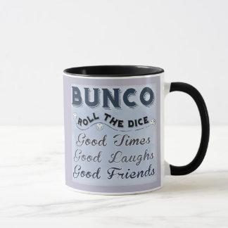 Roll The Dice Bunco Mug