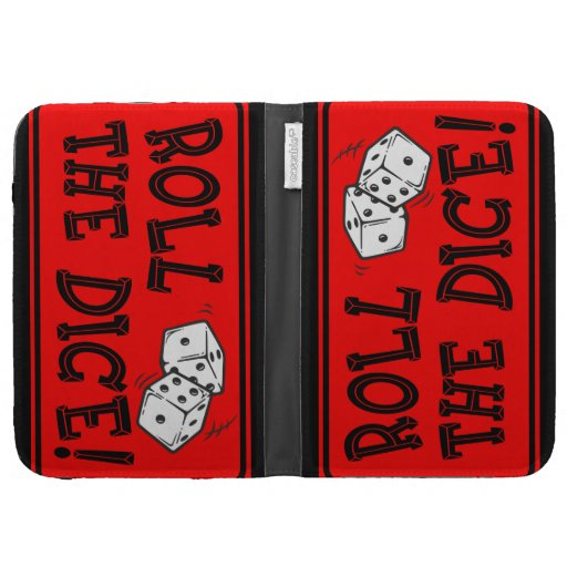 Roll The Dice Case For The Kindle