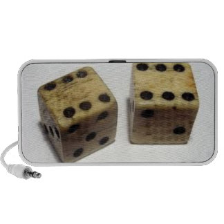 Roll the Dice iPhone Speaker