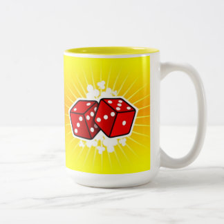 Roll the Dice Mug
