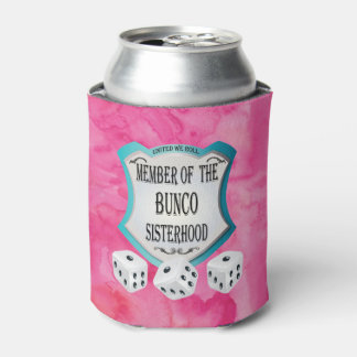Roll The Dice With Your Bunco Sisterhood Can Cooler