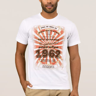 Roll up, Roll up - 1962 T-Shirt