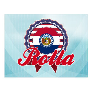 Rolla, MO Postcard