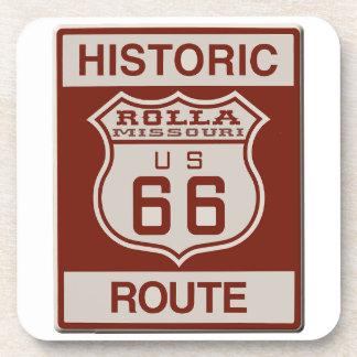 Rolla Route 66 Coasters