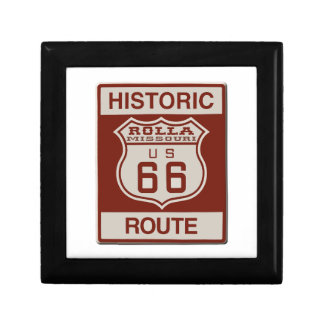 Rolla Route 66 Gift Box